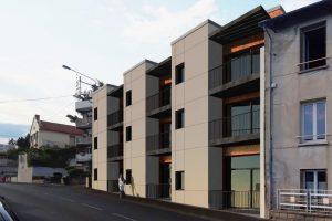 Sautel   HABITAT ET HUMANISME Constructions logements sociaux Clermont Ferrand (63) - image 1