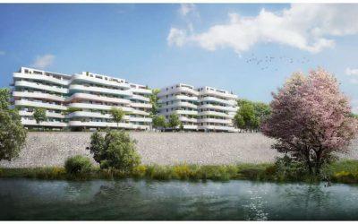 Sautel | O2 Construction bord de Loire de 2 bâtiments collectifs Roanne (42) - image 14